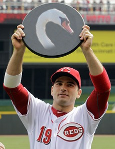 joey votto plaque